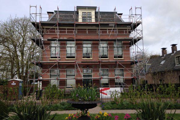Hoogwaardig schilderwerk monumentale Villa, Loenen aan de Vecht