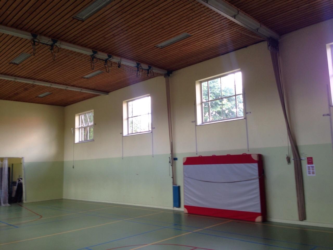 Renovatie Sporthal Zeist