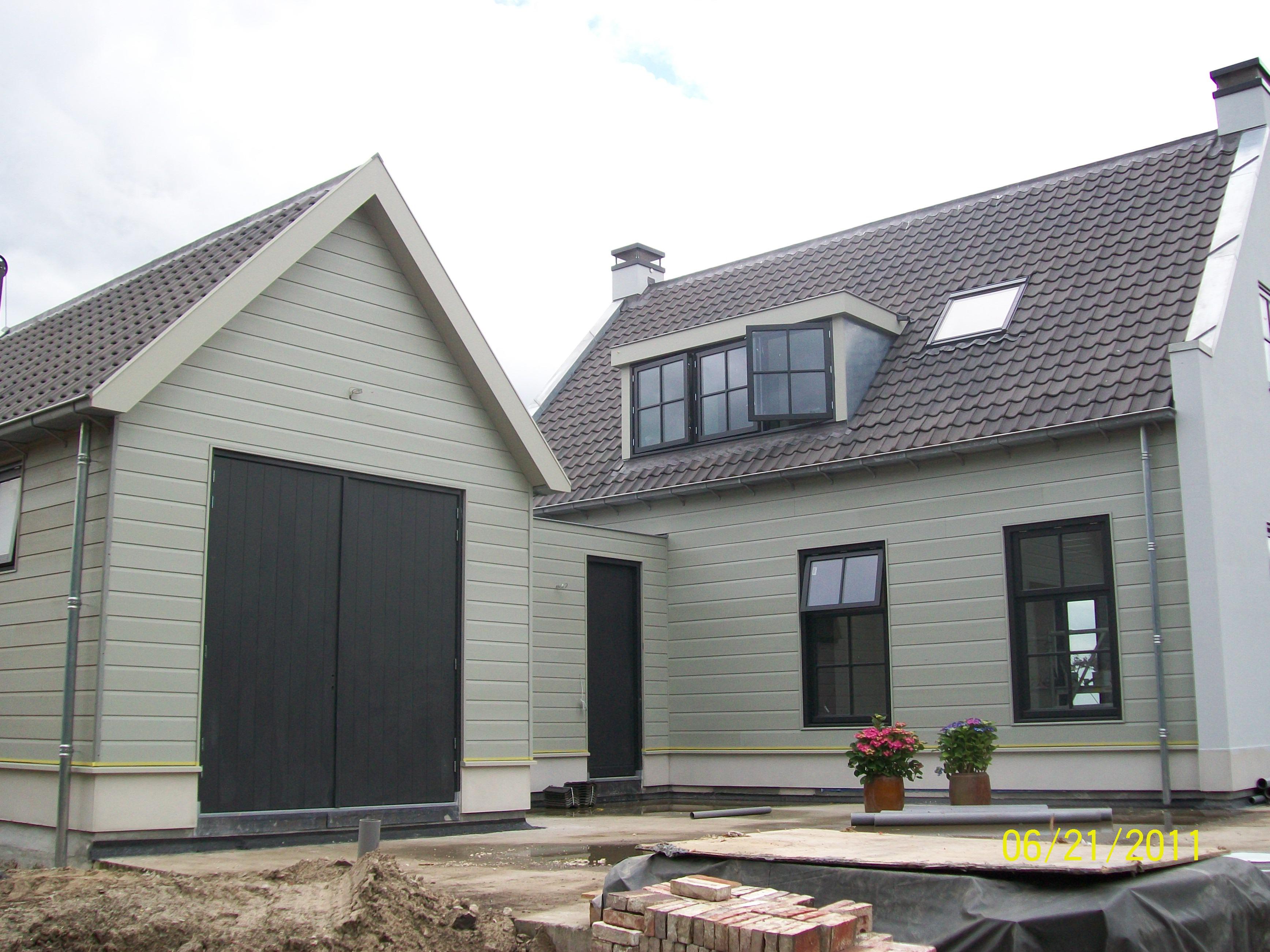 Schilderwerk Nieuwersluis villa