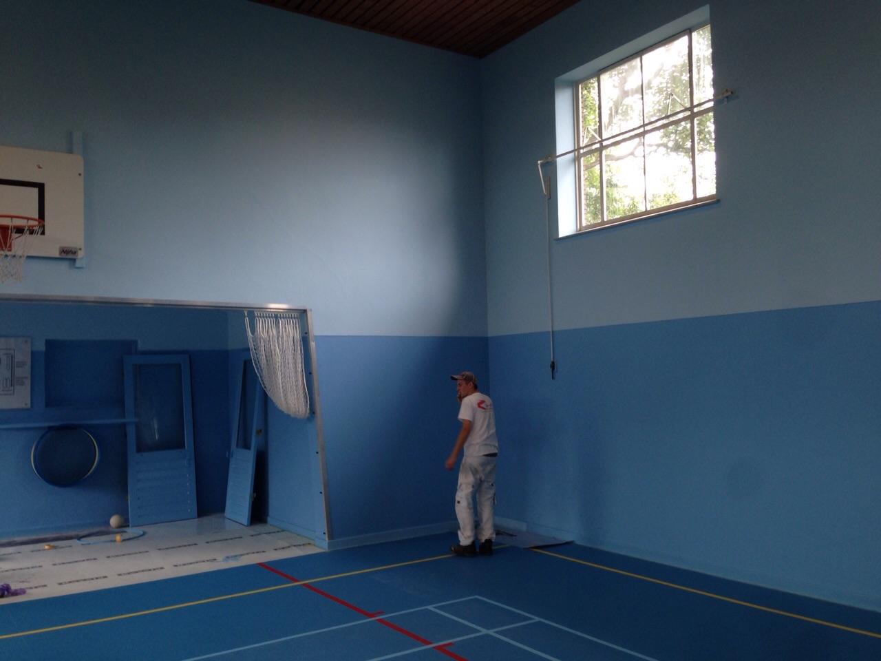 Sporthal Zeist Renovatie