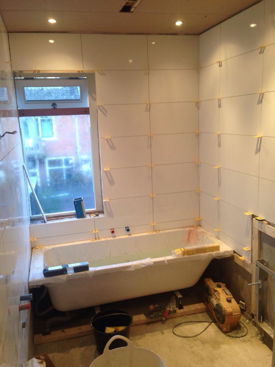 Utrecht badkamer verbouwen