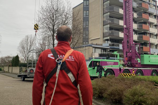 Stormschade herstel, Nieuwegein